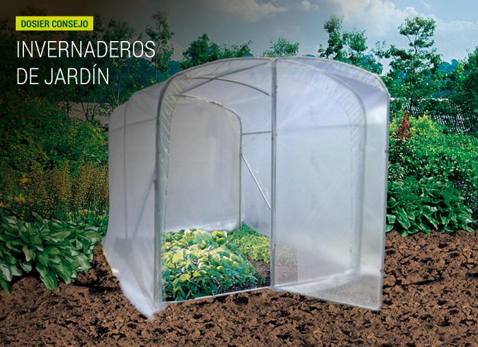 Invernadero de jardin dise os arquitect nicos for Invernaderos para jardin