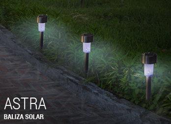 Baliza solar nortene - Balizas solares jardin ...