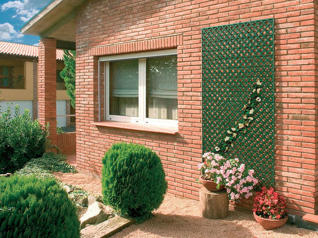 Celosias metalicas para jardin comentarios with celosias for Celosias para jardin