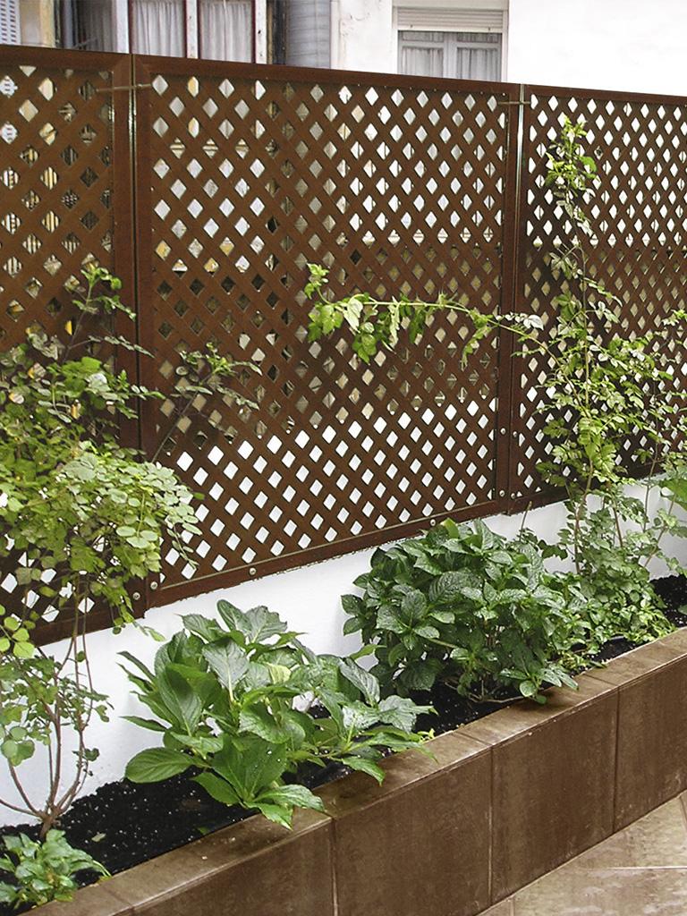 Privat paneles nortene - Paneles de madera para jardin ...